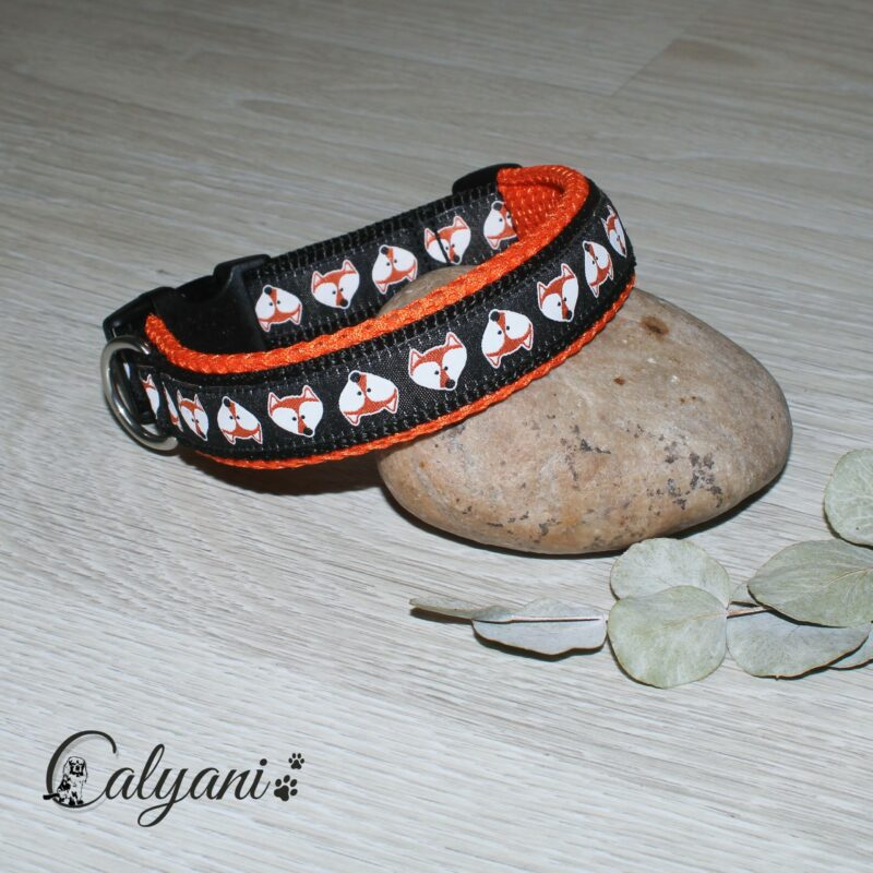 halsband-fuechse