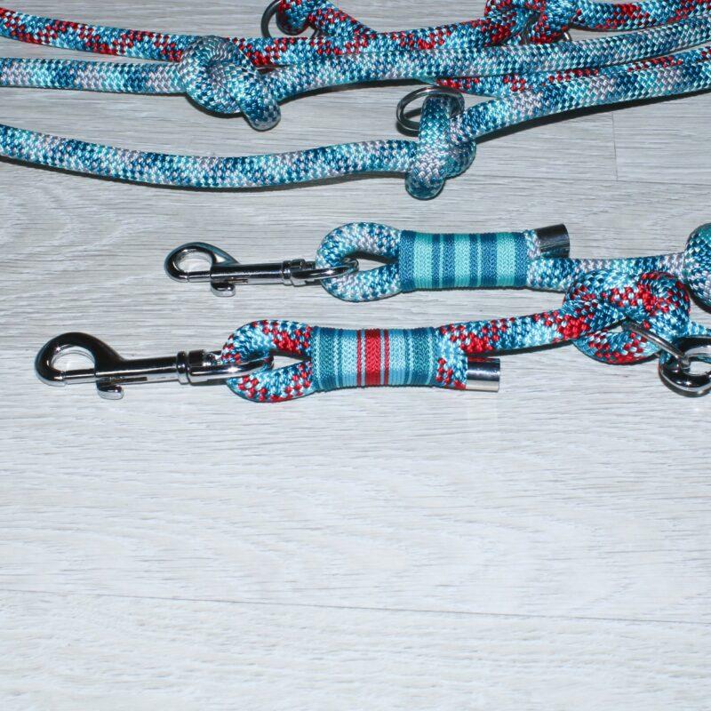 Leinen aus Kletterseil/Seil